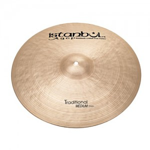 Istanbul Agop - Traditional Medium 크래쉬