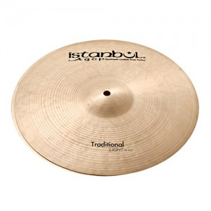 [드럼코리아 1599-3867] Istanbul Agop - Traditional Light 하이햇