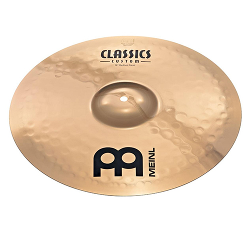 [드럼코리아 1599-3867] Meinl - Classics Custom Medium 크래쉬