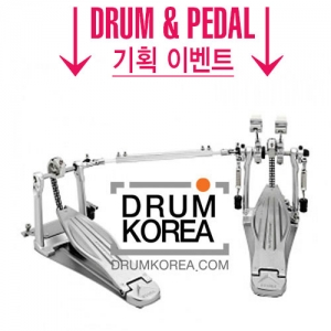 [드럼코리아 1599-3867] TAMA HP910LTW Speed Cobra Twin Pedal 트윈페달