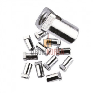 Pearl - lug nuts M6 for stainless steel tension rods / 펄 러그 넛츠 스테인레스 스틸 텐션 로드[DC-5BN-2-12]