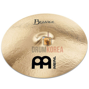 [드럼코리아 1599-3867] Meinl - Byzance Medium Thin Brilliant Crash 크래쉬 심벌