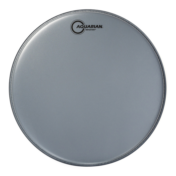 AQUARIAN DRUMHEAD REFLECTOR COATED l 아쿠아리안 리플렉터 코티드 - Coated Double Ply(2겹) - 14인치 (TCREF14)