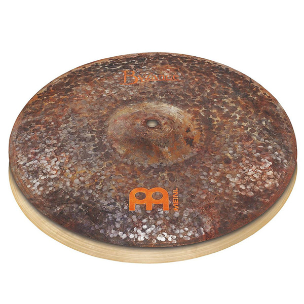 [드럼코리아 1599-3867] Meinl Byzance 15인치 Hi-Hat Extra Dry Medium Thin