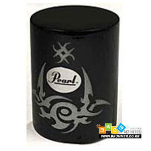 [드럼코리아 1599-3867] Pearl Tribal Shaker in Tribal Steel Finish - PTS10