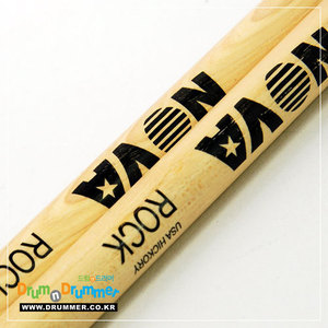 [드럼코리아 1599-3867] Vic Firth NOVA - ROCK 나일론팁 USA [NROCKN]