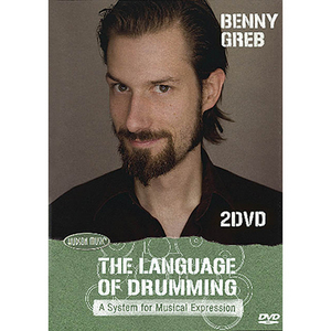 [2DVDs]Benny Greb - The Language Of Drumming 베니 그렙
