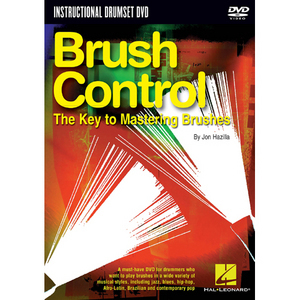 (DVD) Brush Control - The Key to Mastering Brushes by Jon Hazilla