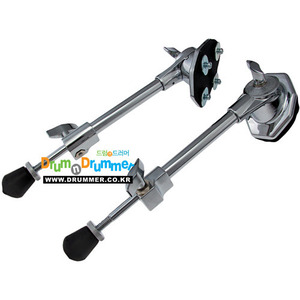 Gibraltar SC-BS4 Pro Bass Drum Spurs (with Bracket) 베이스 드럼 스퍼