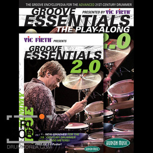 [교본+CD+DVD] Tommy Igoe - Groove Essentials 2.0  PACK