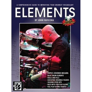 [드럼코리아 1599-3867] [교본+CD] ELEMENTS by John Favicchia