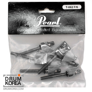 Pearl - T062F/6 Die Cast Hoops전용 52mm 텐션로드