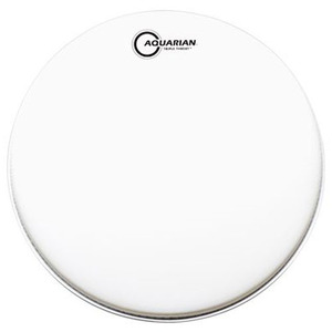 AQUARIAN DRUMHEAD TRIPLE THREAT COATED l 아쿠아리안 3겹 코티드 - Coated Triple Ply(3겹) - 옵션 사이즈선택 (TRP)