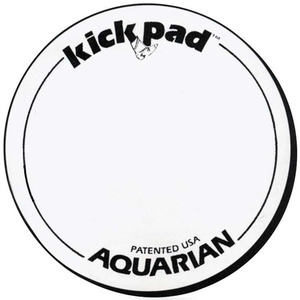Aquarian - SINGLE KICK PAD 비터/ 임팩트 패드 (KP1)